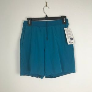 "Lululemon Channel Cross Short 7"" lined Swim Short"